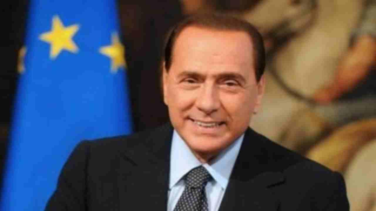 Silvio Berlusconi bambino Political24