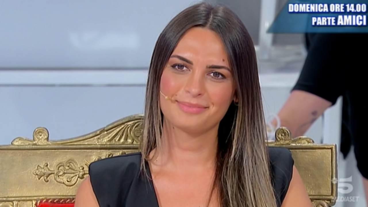 Andrea Nicole, Uomini e Donne com'era nel 2015 Political24