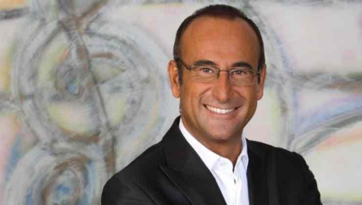 Carlo Conti ascolti Political24