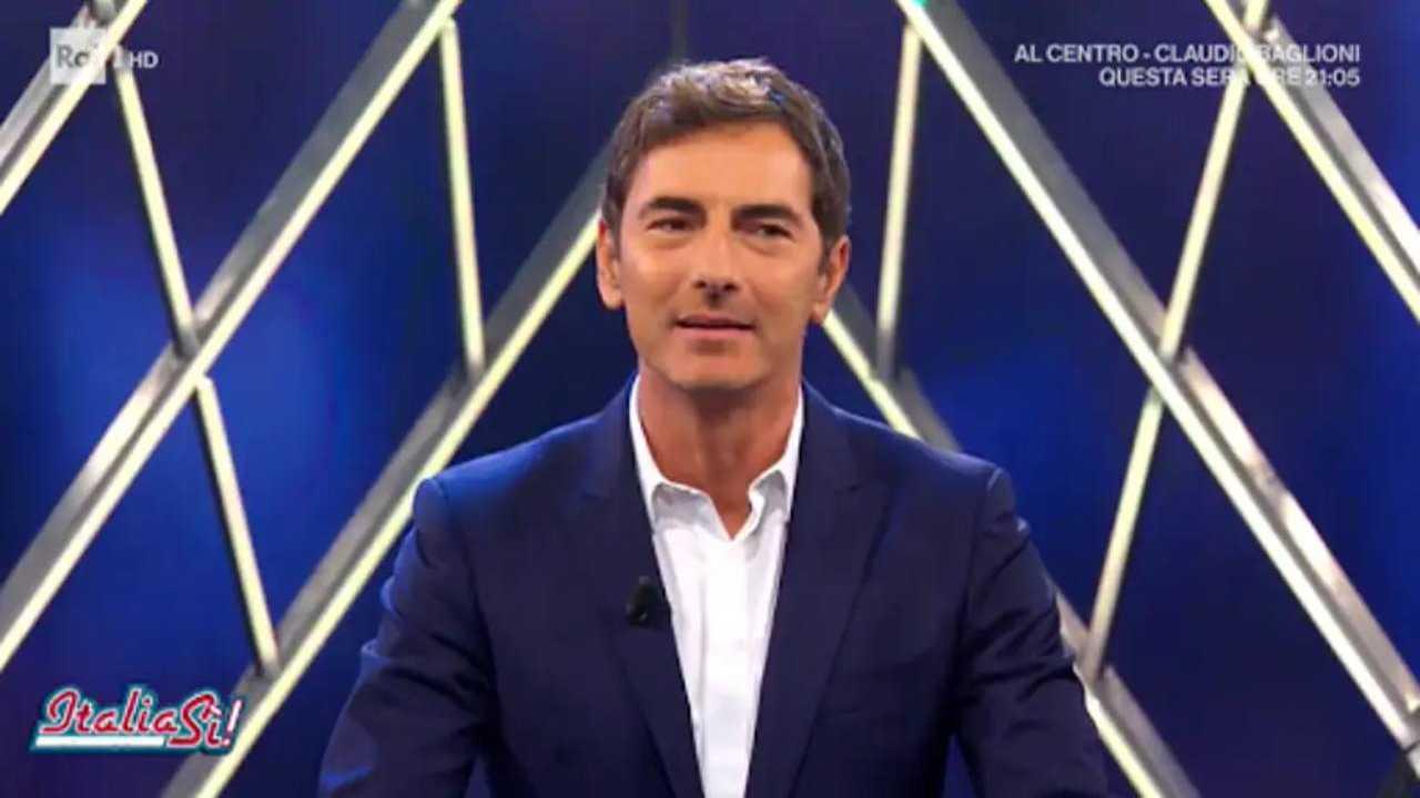 Marco Liorni dice addio Political24