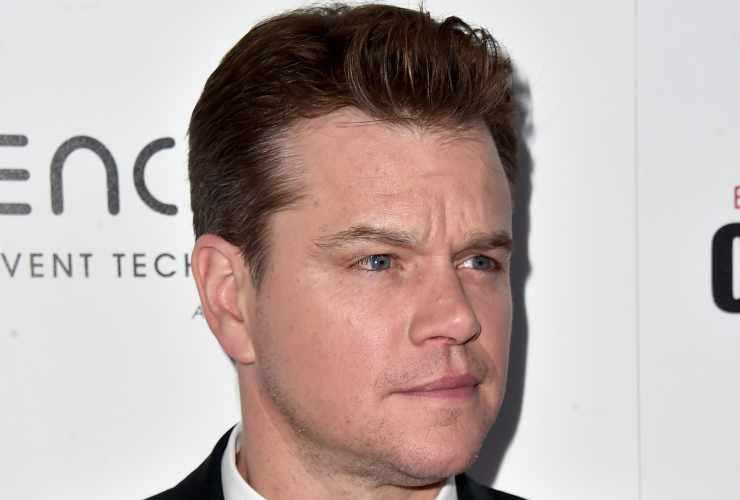 Matt Damon attore famosissimo Political24
