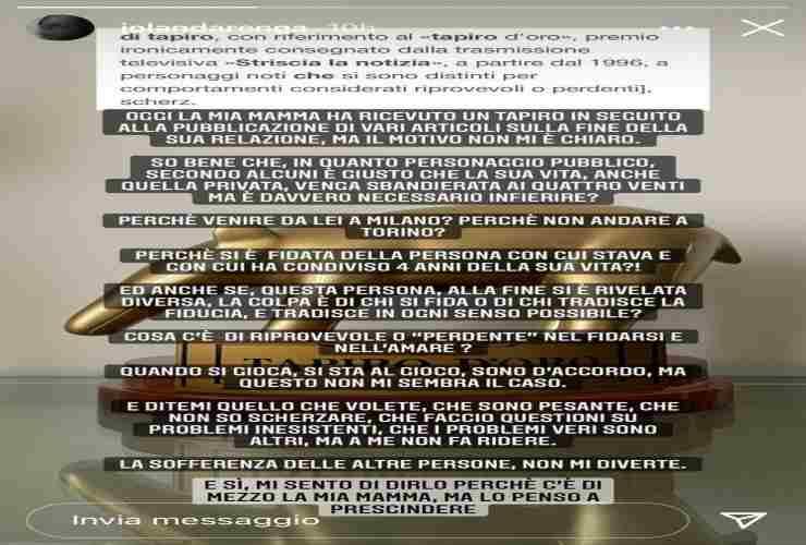 Striscia La Notizia bufera social -Political24
