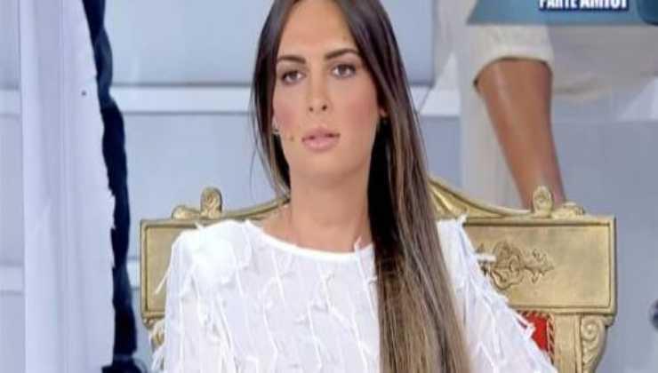 Andrea Nicole, Uomini e Donne-Political24