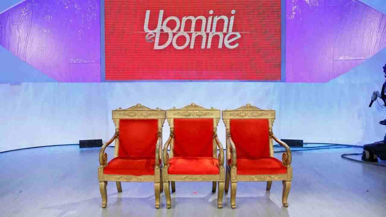 Uomini e Donne dama assente Political24